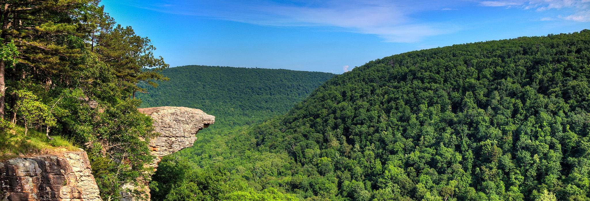 Whitaker's Point Trail | Arkansas