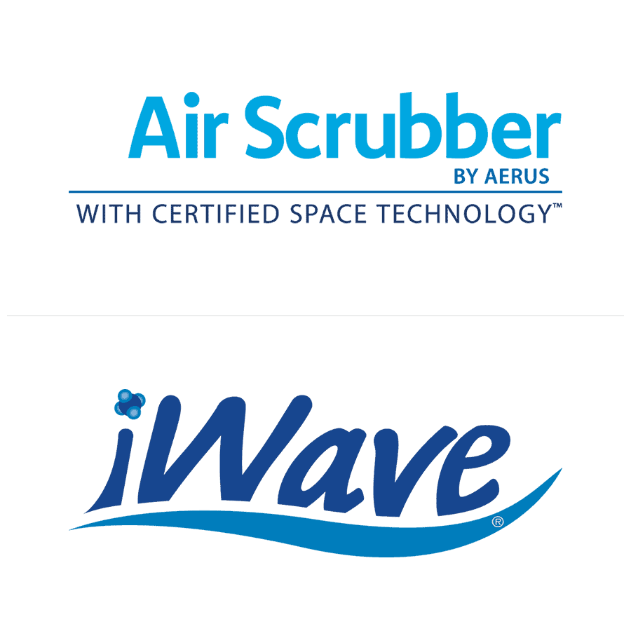 Indoor Air Quality Accessories logos square